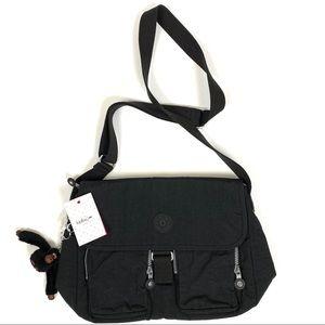 Kipling HB7700 Rita Handbag Crossbody Black Purse
